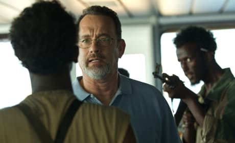 Captain Phillips Stars Tom Hanks