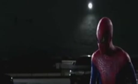 Three Clips from The Amazing Spider-Man