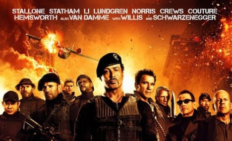 Expendables 2 Poster Brings the Whole Gang Together