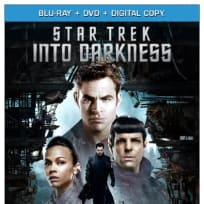Star Trek Into Darkness DVD/Blu-Ray Combo Pack