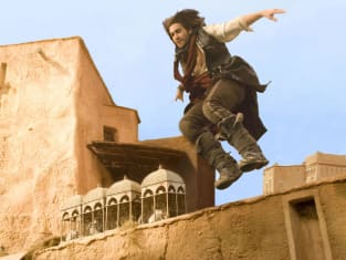 Dastan Jumps!