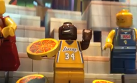 The LEGO Movie Shaq