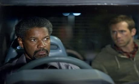 Inside Safe House: Denzel Washington's Thriller Tease