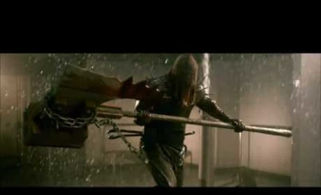 Resident Evil: Afterlife - Axeman Clip
