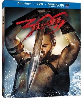 300 Rise of an Empire DVD