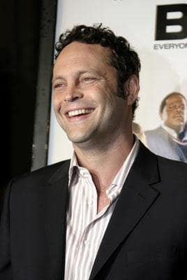 Vince Vaughn at Be Cool Premiere