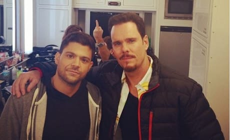 Jerry Ferrara Kevin Dillon Entourage Set