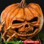 Goosebumps Pumpkin Photo