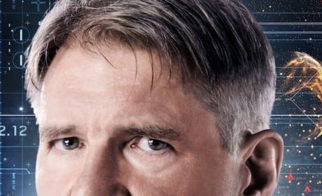 Harrison Ford Ender's Game