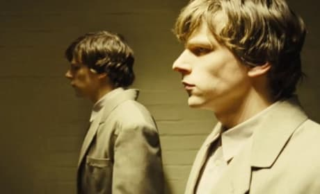 The Double Trailer: Jesse Eisenberg Does Double Duty