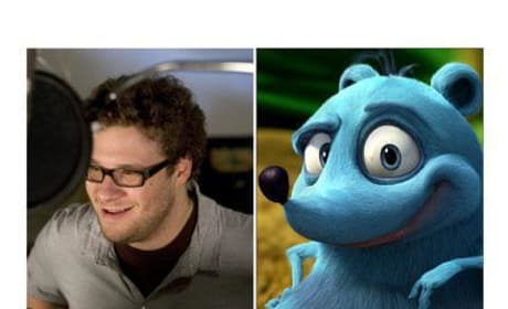Seth Rogen voices Morton