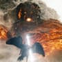 Wrath of the Titans: Sam Worthington Flies