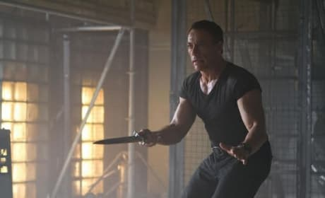 The Expendables 2 Jean-Claude Van Damme