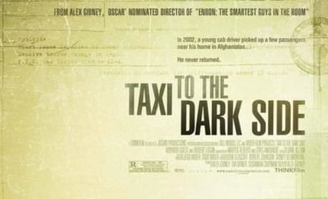 Taxi to the Dark Side Photo