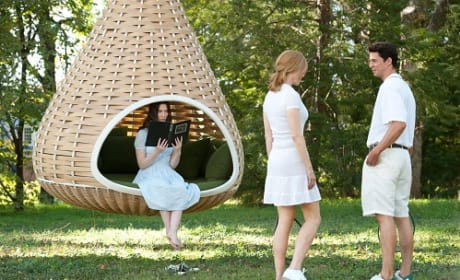 Mia Wasikowska Nicole Kidman Matthew Goode Stoker