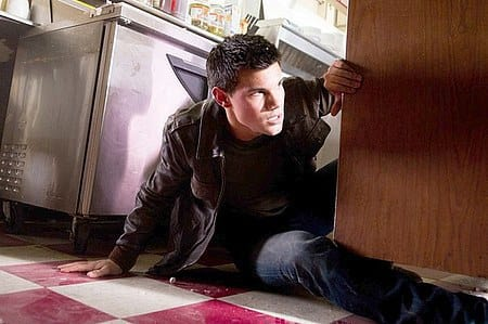 Taylor Lautner In The Action