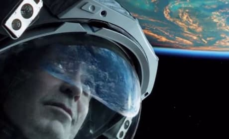 Gravity: George Clooney Reacts to Oscar Nominations