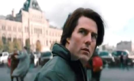 Mission Impossible Ghost Protocol: New TV Spot If You Choose to Accept It