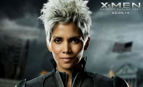 X-Men Days of Future Past Halle Berry is Storm