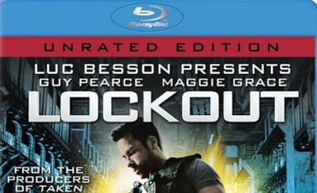 Lockout Blu-Ray