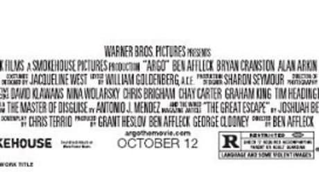 Argo Credits