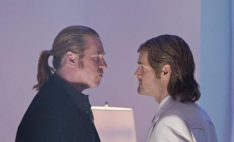 MacGruber and Cunth- Nose to Nose