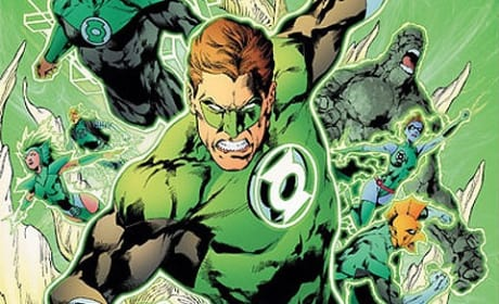 The Green Lantern Movie: Ready to Roll