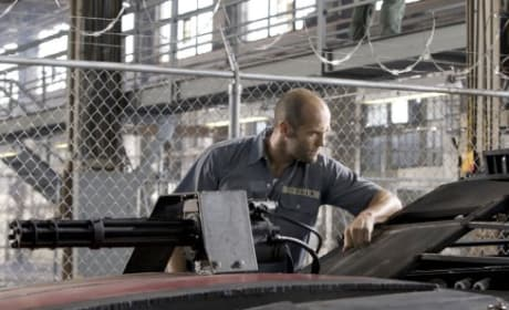 Jason Statham Dishes on Death Race, The Transporter 3