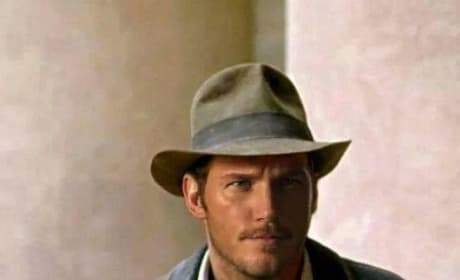 Indiana Jones Chris Pratt