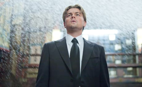 Leonardo Di Caprio Steals Your Secrets in New Inception Photos!