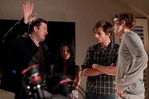Todd Lincoln Directs The Apparition