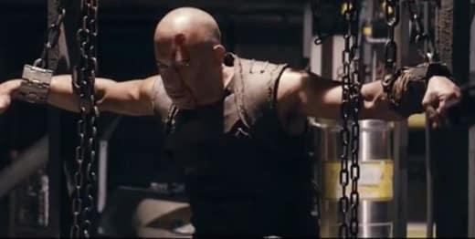 Riddick Vin Diesel Still