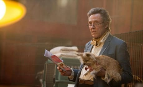 Christopher Walken Seven Psychopaths