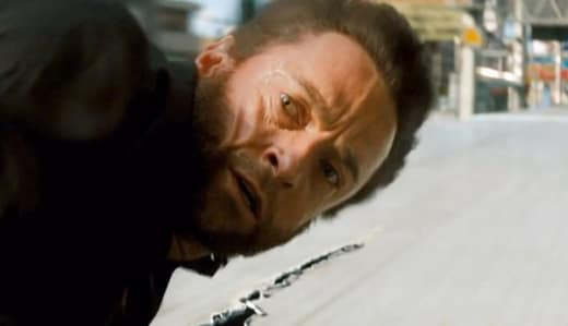 Hugh Jackman is The Wolverine in The Wolverine