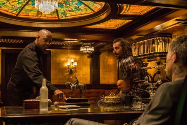Denzel Washington Stars The Equalizer