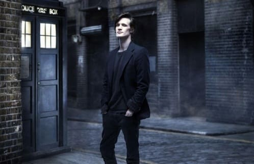 Matt Smith is Dr. Who