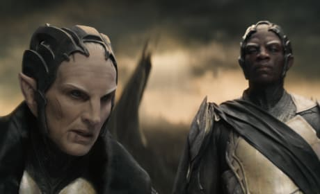 Christopher Eccleston Thor: The Dark World