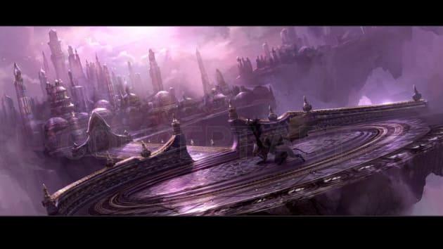 Warcraft Concept Art