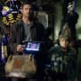 Dakota Goyo and Hugh Jackman in Real Steel