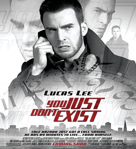 You Just Don't Exist Poster