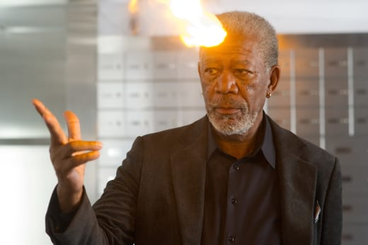 Morgan Freeman Now You See Me Still