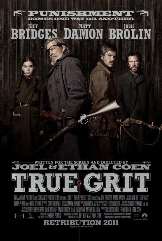 True Grit Ensemble Banner