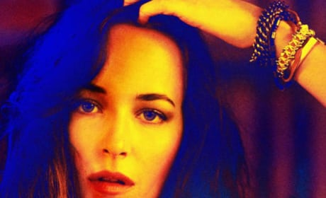 Need for Speed Dakota Johnson Poster