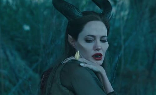 Angelina Jolie Is Disney's Maleficent