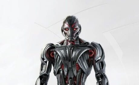 Avengers Age of Ultron Promo Art Ultron
