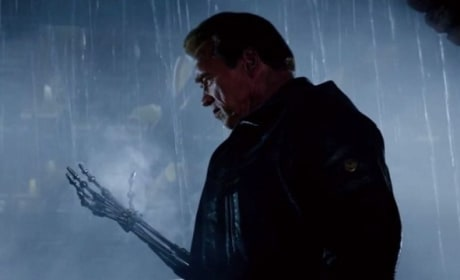 Terminator Genisys Teaser Trailer: He Is Back!