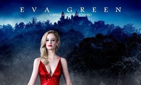 Eva Green Dark Shadows Character Poster