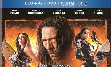 Machete Kills DVD/Blu-Ray Combo Pack