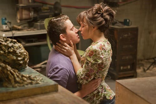 Rachel McAdams and Channing Tatum in The Vow
