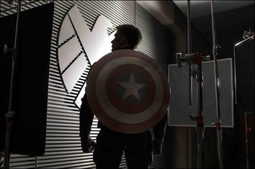 Chris Evans Captain American The Winter Soldier